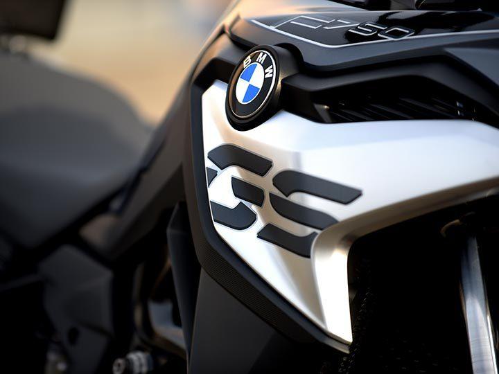 BMW F 750 GS Detailaufnahme