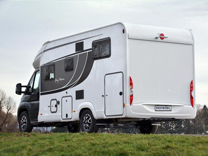 Rentmobil Edition: Grey Passion