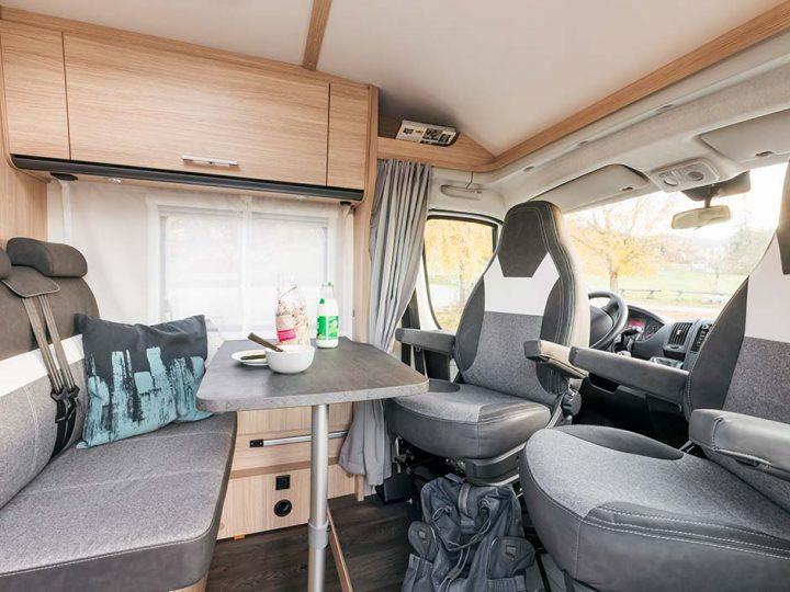 Sunlight Van Fahrerhaus