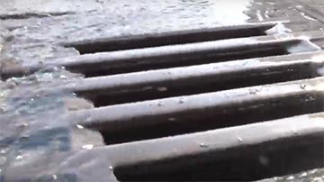 Schmutzwasserablass