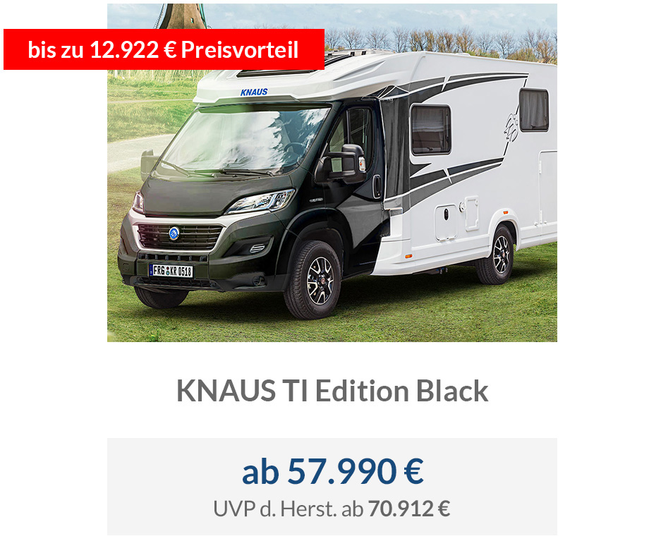 KNAUS TI Edition Black