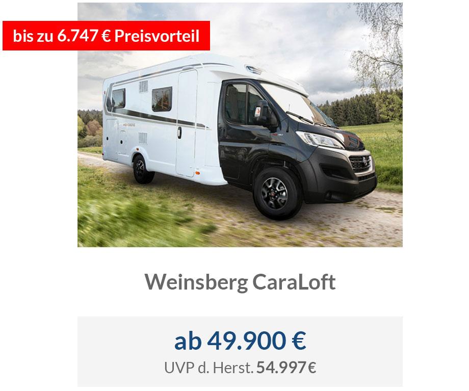 Weinsberg CaraLoft