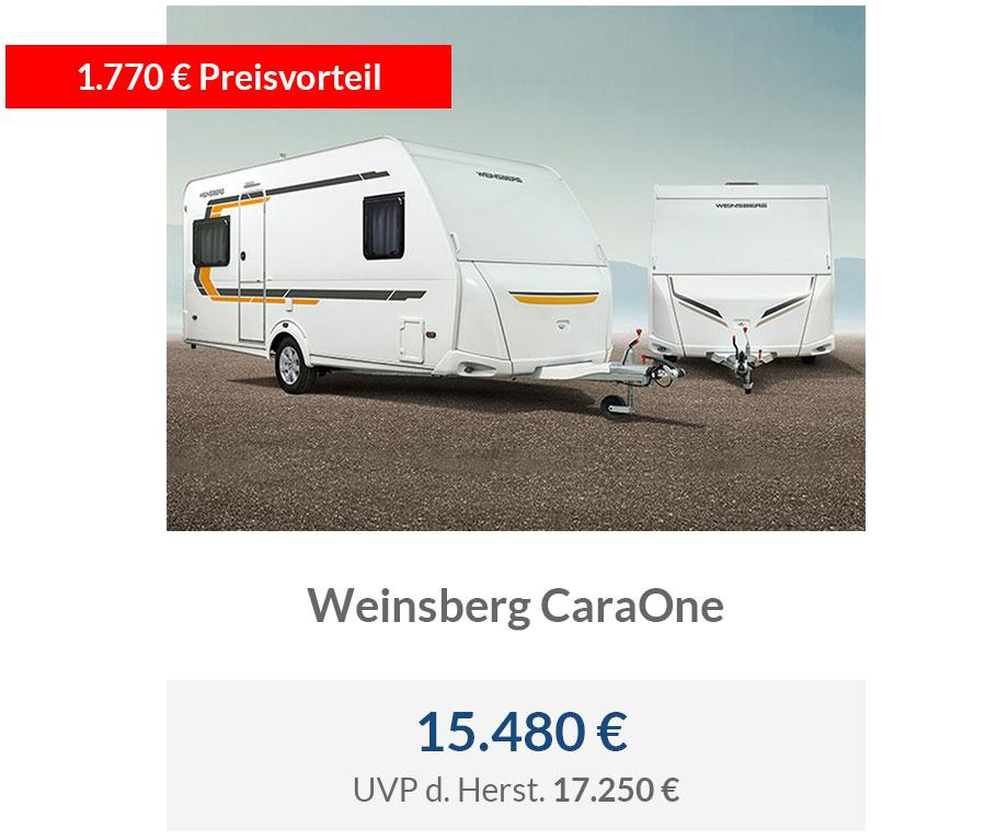 Weinsberg CaraOne