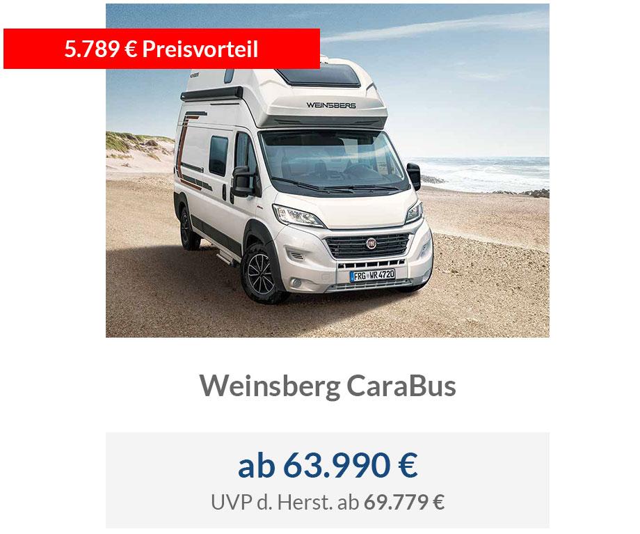 Weinsberg CaraBus
